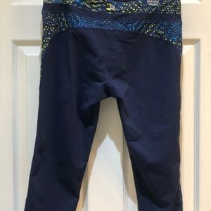Fabletics work out crops
